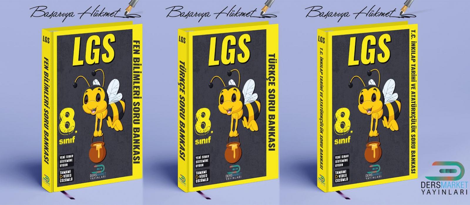 LGS Kitaplık