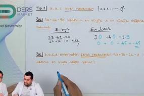 Matematik | Temel Kavramlar | Konu Anlatımı