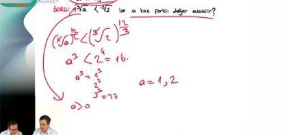 Matematik | Köklü İfadeler - 3