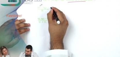 Matematik | Faktöriyel - 1