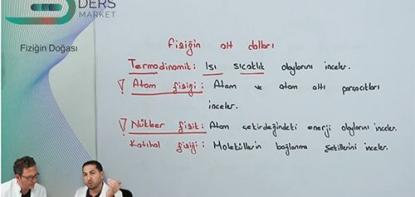 Fizik | Fiziğin Doğası Konu Anlatımı