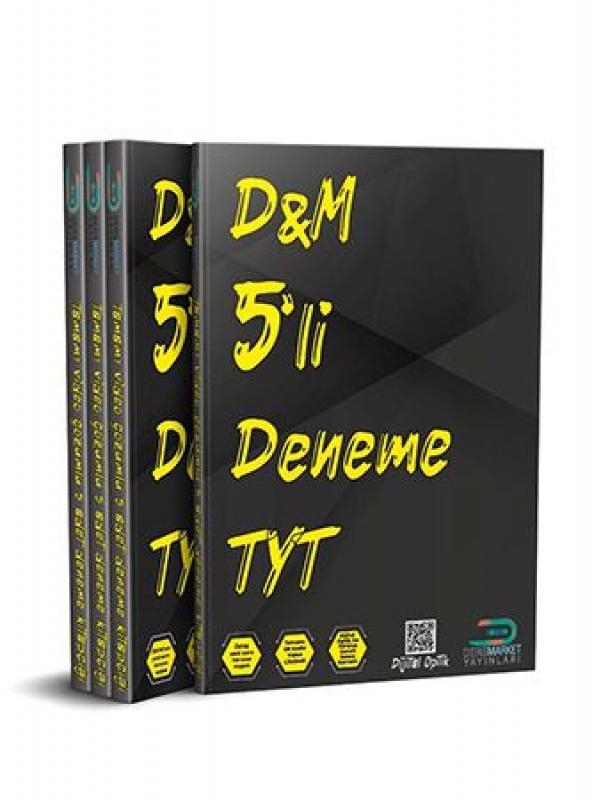 D&M 5'li Deneme TYT